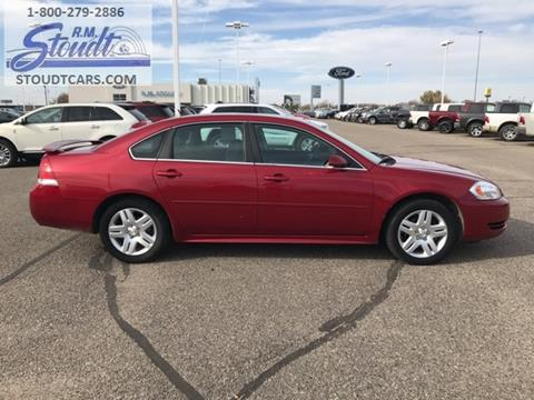 2013 Chevrolet Impala for sale in Jamestown, ND