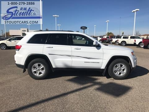 2016 Jeep Grand Cherokee for sale in Jamestown ND