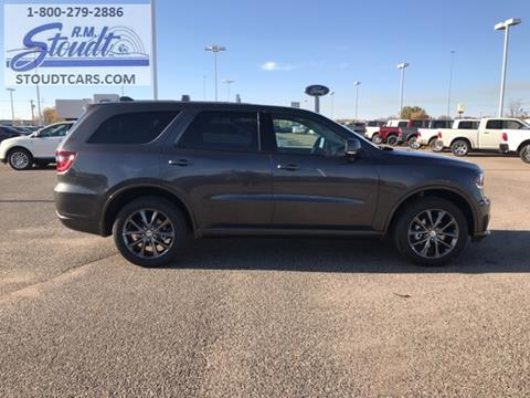 2018 Dodge Durango for sale in Jamestown, ND