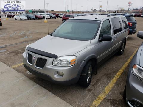 2005 Pontiac Montana SV6 for sale in Jamestown, ND