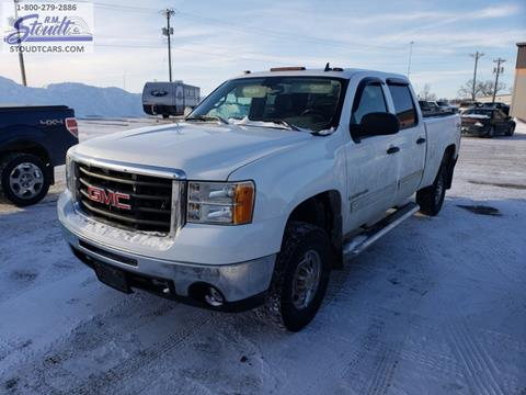 2009 GMC Sierra 2500HD for sale in Jamestown, ND