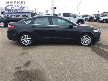 2014 Ford Fusion for sale in Jamestown, ND