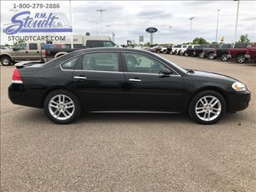 2016 Chevrolet Impala Limited for sale in Jamestown, ND