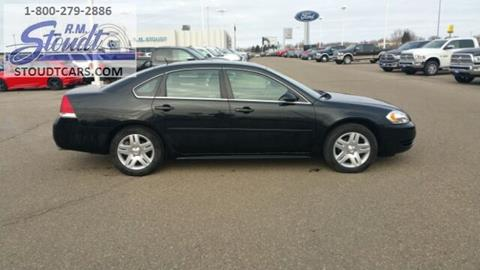 2014 Chevrolet Impala Limited for sale in Jamestown, ND