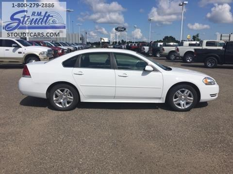2016 Chevrolet Impala Limited for sale in Jamestown ND