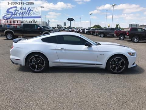 2017 Ford Mustang for sale in Jamestown, ND