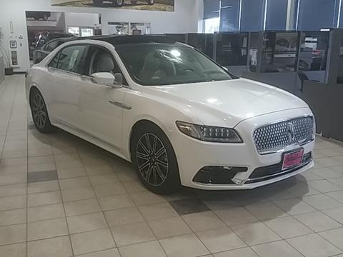 2017 Lincoln Continental for sale in Jamestown ND