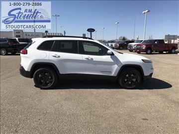 2017 Jeep Cherokee for sale in Jamestown, ND