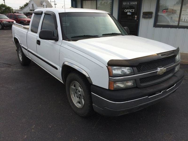 2005 Chevrolet Silverado 1500 4dr Extended Cab LS Rwd SB - Weatherford OK