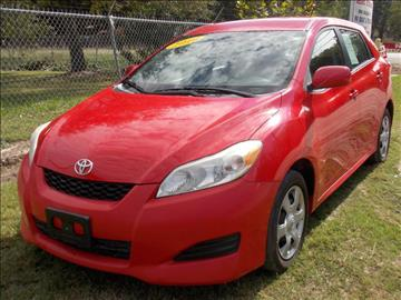 2010 Toyota Matrix for sale in Sugarland, TX