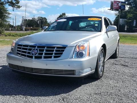2008 Cadillac DTS for sale at Davis Family Auto Center in Dillon SC