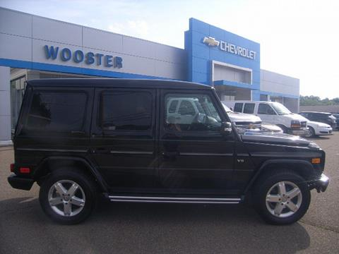 2008 Mercedes-Benz G-Class for sale in Wooster, OH
