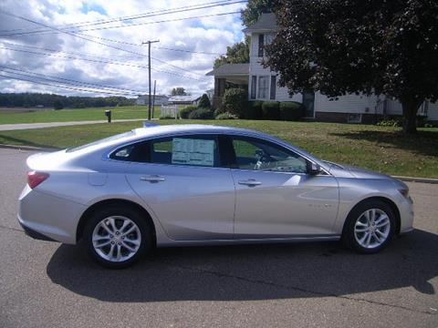 2017 Chevrolet Malibu for sale in Wooster, OH