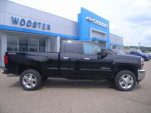 2017 Chevrolet Silverado 2500HD for sale in Wooster, OH
