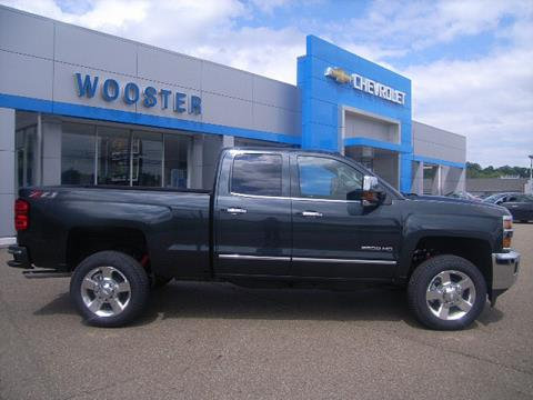 2018 Chevrolet Silverado 2500HD for sale in Wooster, OH
