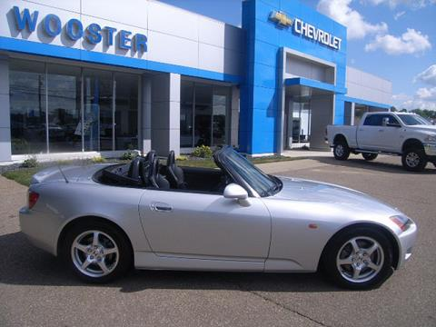 2002 Honda S2000 for sale in Wooster, OH