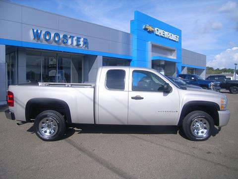 2007 Chevrolet Silverado 1500 for sale in Wooster, OH