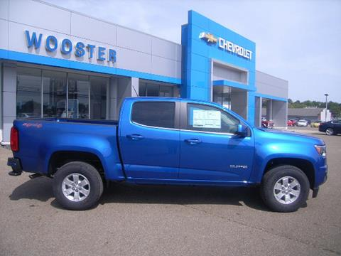 2018 Chevrolet Colorado for sale in Wooster, OH