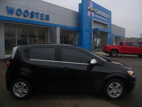 2013 Chevrolet Sonic for sale in Wooster, OH