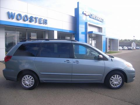 2008 Toyota Sienna for sale in Wooster, OH