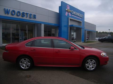 2012 Chevrolet Impala for sale in Wooster, OH