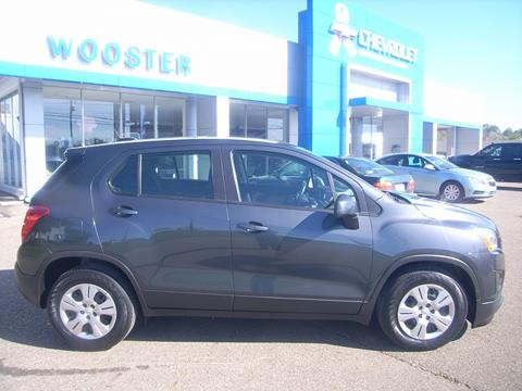 2016 Chevrolet Trax for sale in Wooster, OH