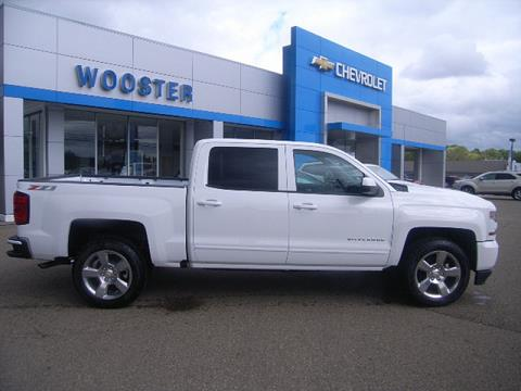 2018 Chevrolet Silverado 1500 for sale in Wooster, OH