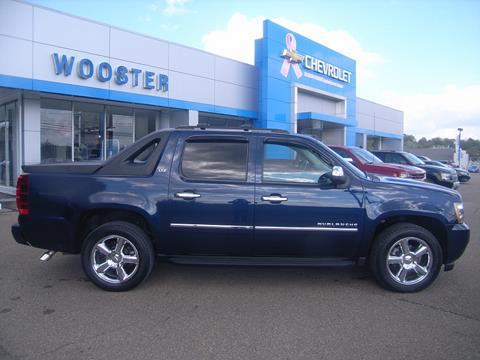 2012 Chevrolet Avalanche for sale in Wooster, OH