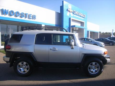 2007 Toyota FJ Cruiser for sale in Wooster, OH