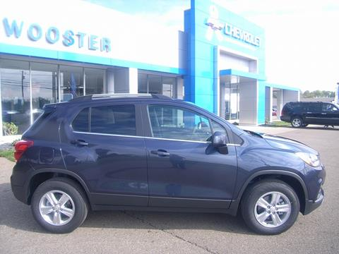 2018 Chevrolet Trax for sale in Wooster, OH