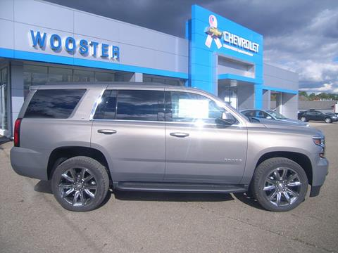 2018 Chevrolet Tahoe for sale in Wooster, OH