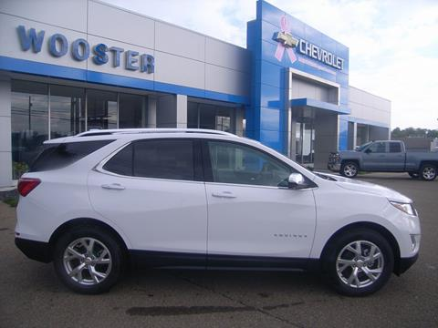 2018 Chevrolet Equinox for sale in Wooster, OH