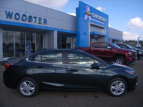 2018 Chevrolet Cruze for sale in Wooster, OH