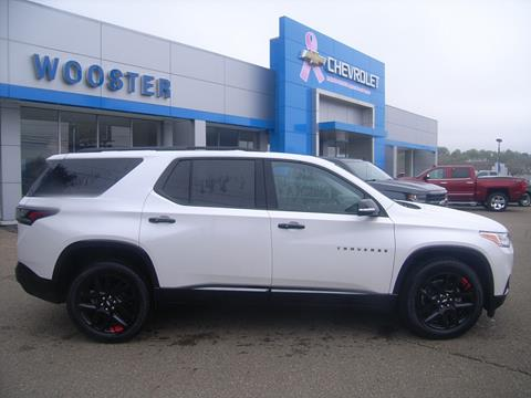 2018 Chevrolet Traverse for sale in Wooster, OH