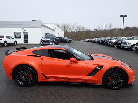2019 Chevrolet Corvette for sale in Wooster, OH