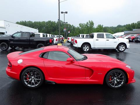2013 Dodge SRT Viper for sale in Wooster, OH