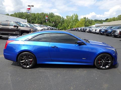 2017 Cadillac ATS-V for sale in Wooster, OH
