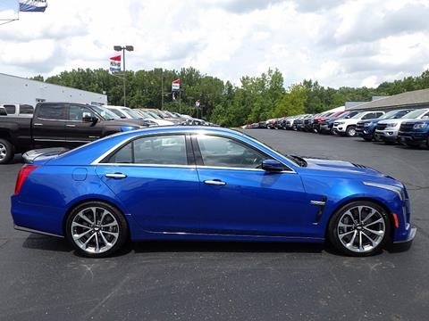 2018 Cadillac CTS-V for sale in Wooster, OH