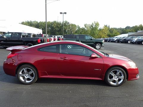 2008 Pontiac G6 for sale in Wooster, OH
