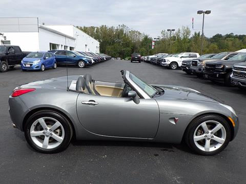 2006 Pontiac Solstice for sale in Wooster, OH