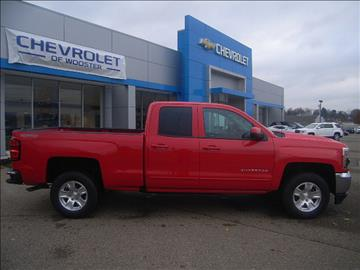 2017 Chevrolet Silverado 1500 for sale in Wooster, OH