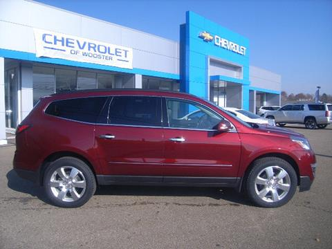 2017 Chevrolet Traverse for sale in Wooster, OH