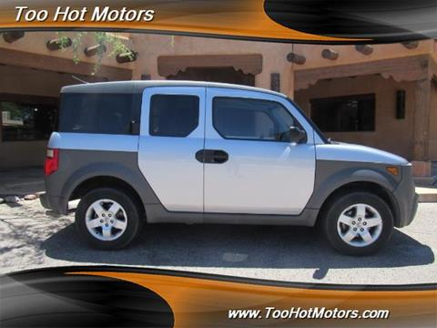 2003 Honda Element for sale in Tucson, AZ