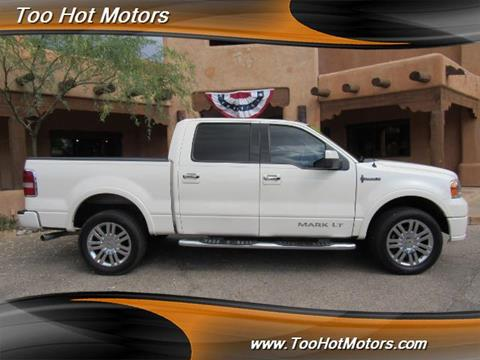 2008 Lincoln Mark LT for sale in Tucson, AZ
