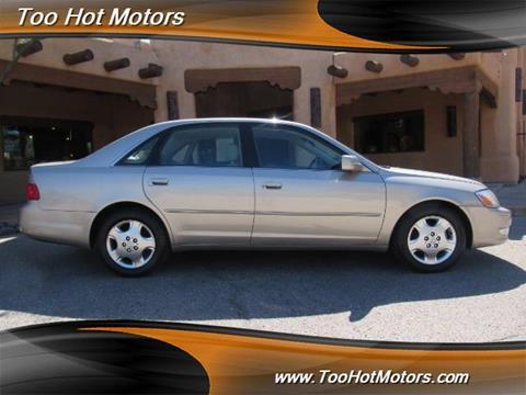 2003 Toyota Avalon for sale in Tucson, AZ