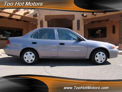 1998 Toyota Corolla for sale in Tucson, AZ