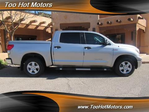 2008 Toyota Tundra for sale in Tucson, AZ