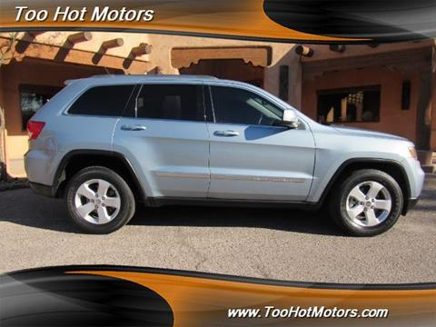 2012 Jeep Grand Cherokee for sale in Tucson, AZ
