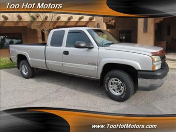 2005 Chevrolet Silverado 2500HD for sale in Tucson, AZ