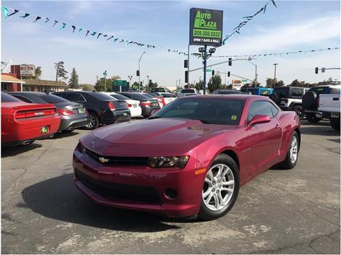 2014 Chevrolet Camaro for sale in Merced, CA